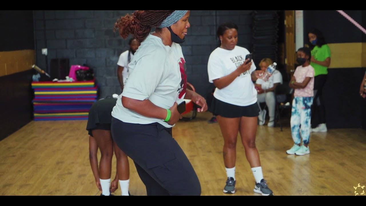 Black Girls Just Do It: DOuble Dutch