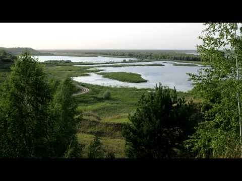 Посвящается селу Саратово на реке Иртыш