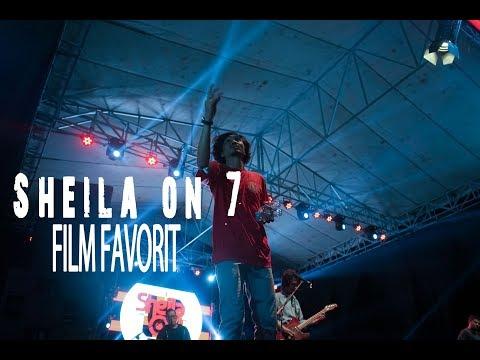 Film Favorit - Sheila On 7 ( Live Di Bandara Lama Kota Jambi )
