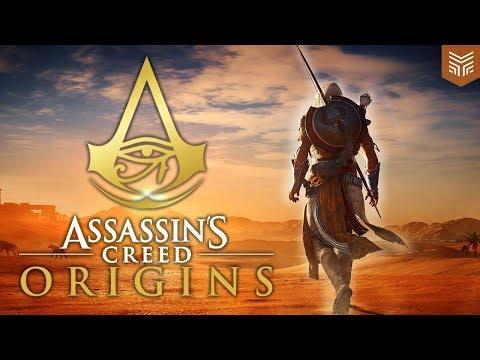 ASSASSIN'S CREED ORIGINS - O Julgamento | Enemy Zone
