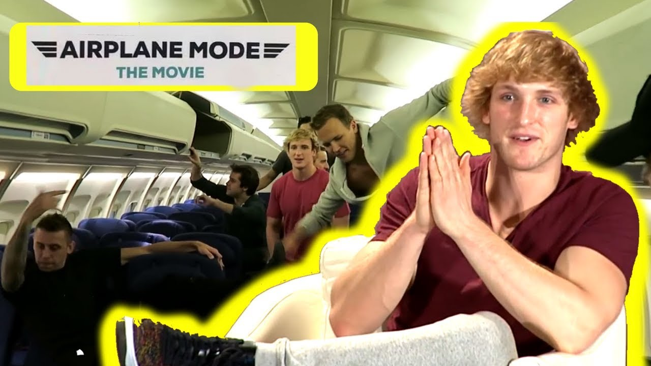 Airplane Mode (2017) Film - Talking With Logan Paul about ...