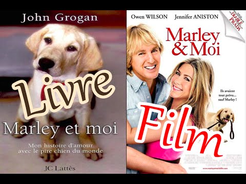 livre film marley et moi john grogan youtube. Black Bedroom Furniture Sets. Home Design Ideas