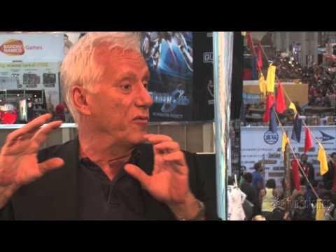 James Woods' 'Futurescape' Promises Sci-Tech Prophecy | Video Interview