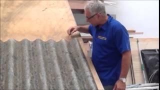 Fibroseal asbestos encapsulation - Absolute Building & Maintenance Ltd