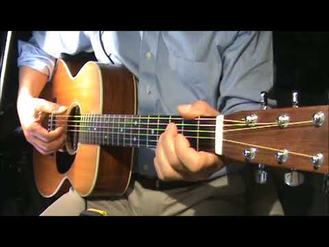 once in a very blue moon - nanci Griffith-chords-fingerstyle-cover
