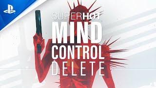 Superhot: Mind Control Delete | Launch Trailer | PS4