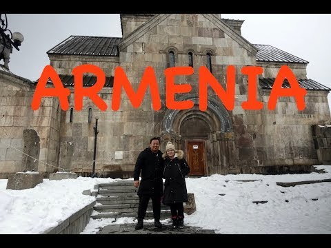 Pinoy Travel| Armenia| Day 1|
