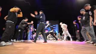 Top 16 / M1 Dance Battle /Kraków / Breaknuts Crew vs Sztewite Cats Claw