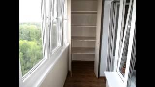 видео Отделка балкона вагонкой - материалы и технология обшивки, фото, цена и где купить в Москве и СПб
