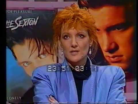 Sounds: Donnie interviewing Johanna Pigott of XL Capris/Scribble (1986)