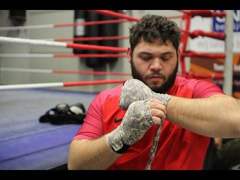 Ismael 'The Star' Lazaar | Siam Gym |