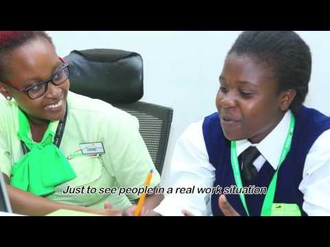 M-PESA Foundation Academy - Closing day