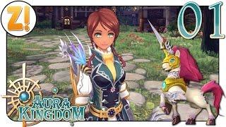 Aura kingdom: auf ins abenteuer! #1 | let's play ★ [german/deutsch]