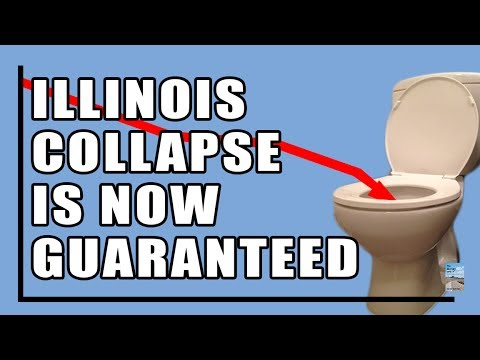 WARNING: Illinois Destroyed in Financial MELTDOWN! Pension Funds Will Be STOLEN!