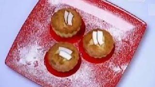 Cashew Almonds & Coconut Muffins - Nikhil Rastogi - Rasm-e-rasoi