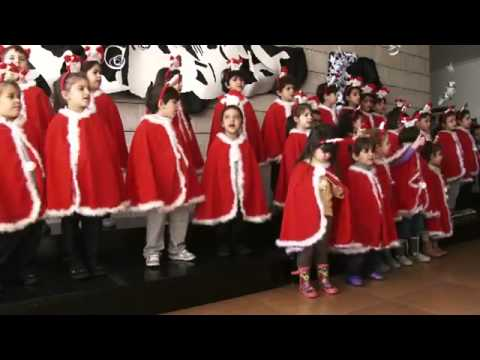 CHS Christmas Choir at Le Meridien Amman Hotel 2013