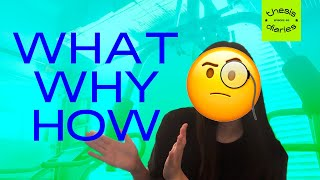 what? why? how? - Thesis Diaries Ep.02