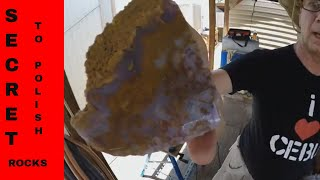 Secrets to polishing rocks