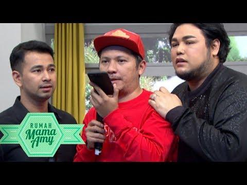 Kocak Banget Nih Kalo Raffi, Gading, Ivan Udah Ngumpul Bareng - Rumah Mama Amy (25/7)