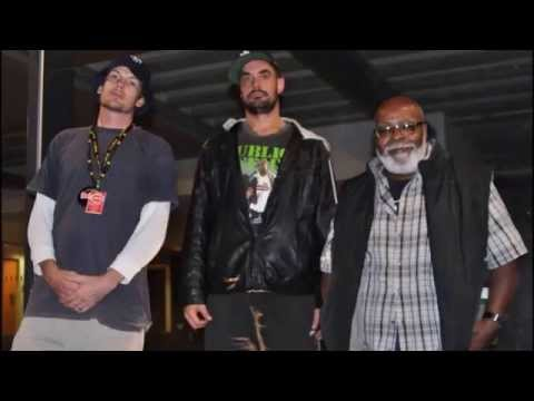 The People's Radio - Benjamin Lawson with Felon and Runoko Rashidi, Koori Radio, March 17, 2015