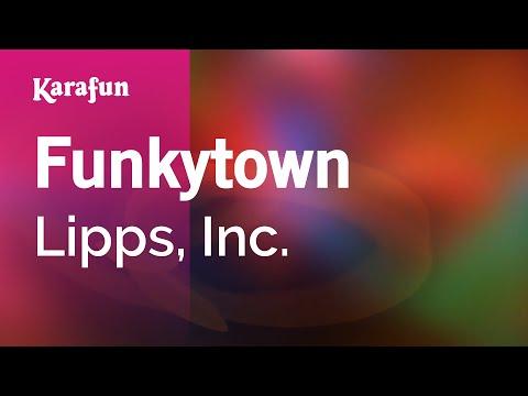 Karaoke Funkytown - Lipps, Inc. *