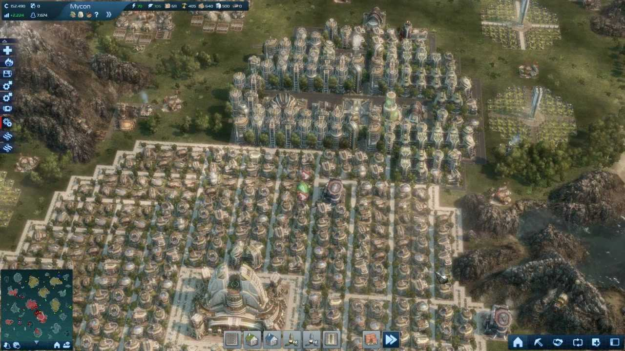 Let 39 s play anno 2070 endlos 018 2 monument eco for Anno 2070 find architect