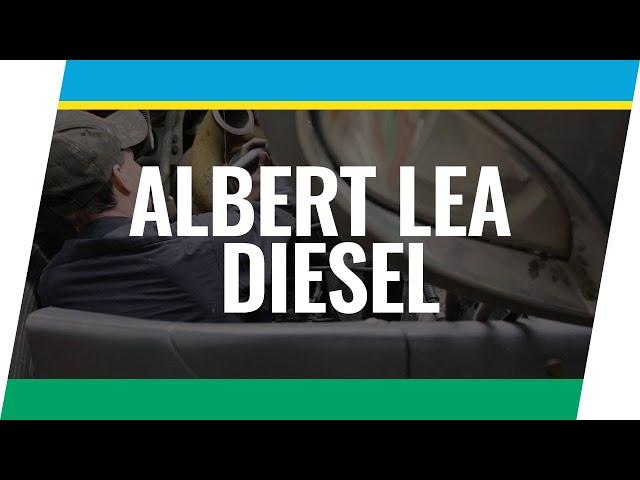 Client Spotlight Series: Albert Lea Diesel, Albert Lea, MN