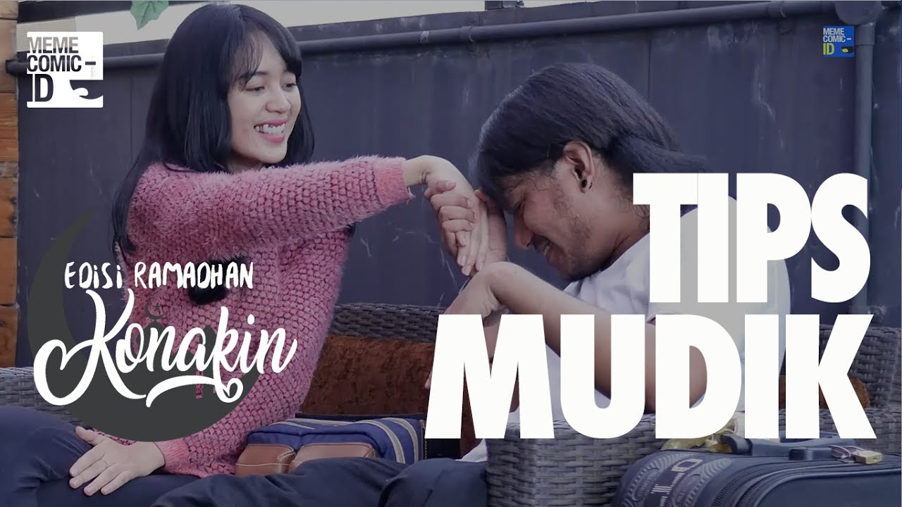 Konakin ramadhan tips mudik meme comic indonesia