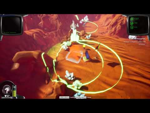 Mars or Die gameplay - GogetaSuperx |