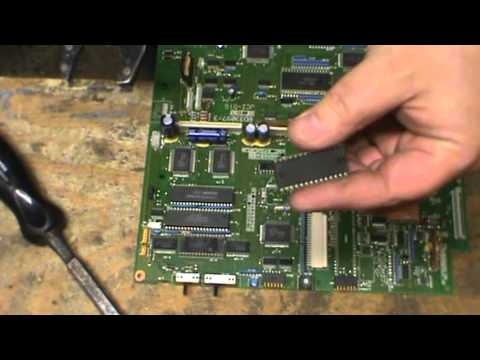 Scrapping, how to remove IC Chips, and what else is worth mo