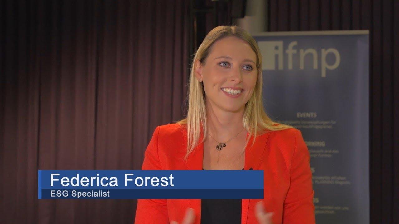 Download Impact Investing & ESG: Darauf sollten Fonds-Investoren achten - Interview Federica Forest