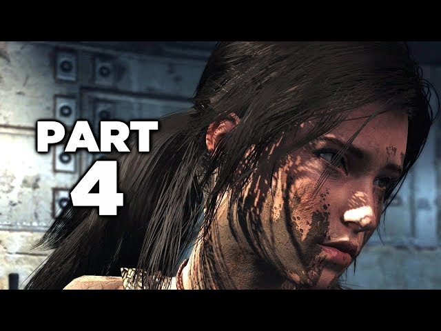 RISE OF THE TOMB RAIDER EPISODE 4 23/12/17