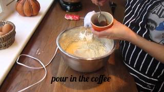 Video Simple Coffee Sponge Cake download MP3, 3GP, MP4, WEBM, AVI, FLV Juli 2018