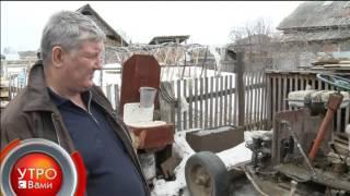 Покровские кулибины - 'Утро с Вами' 15.04.2013