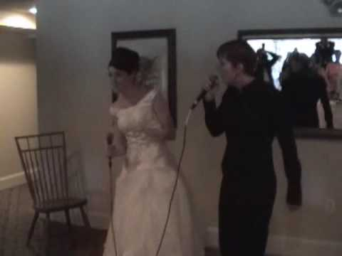 wedding karaoke-sweet escape