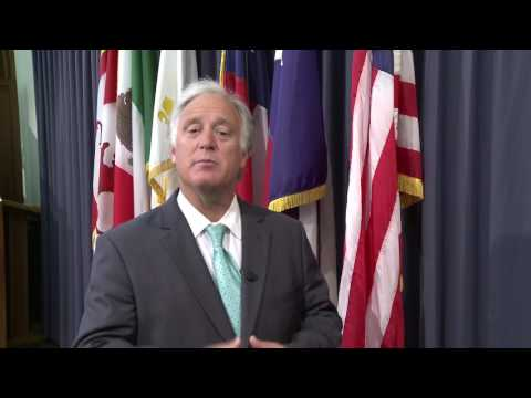 Texas Senator Kirk Watson Makes It Okay to Say