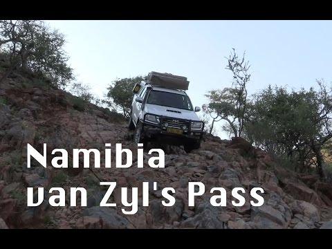 Namibia van Zyl's Pass
