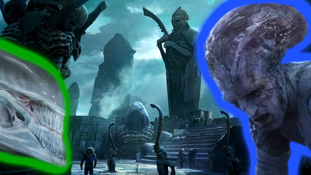 Alien Covenant Kinostart