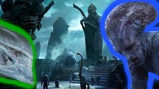 Alien Covenant concept art that tells a different story! Artist Khang Le's unused concept art