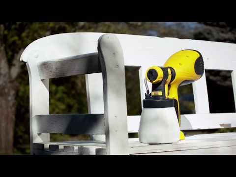 Produkty Wagner do malowania i usuwania tapet - filmy video