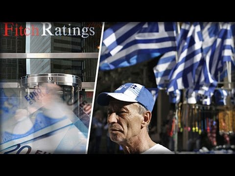 EUROZONE CRISIS: GREECE COULD TOPPLE BRUSSELS PROJECT, TOP RATINGS AGENCY WARNS