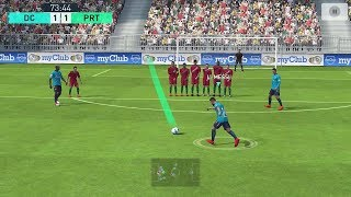 Pes 2018 Pro Evolution Soccer Android Gameplay #119