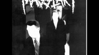 Masslakt - Massans Likformighet (hardcore punk Sweden)