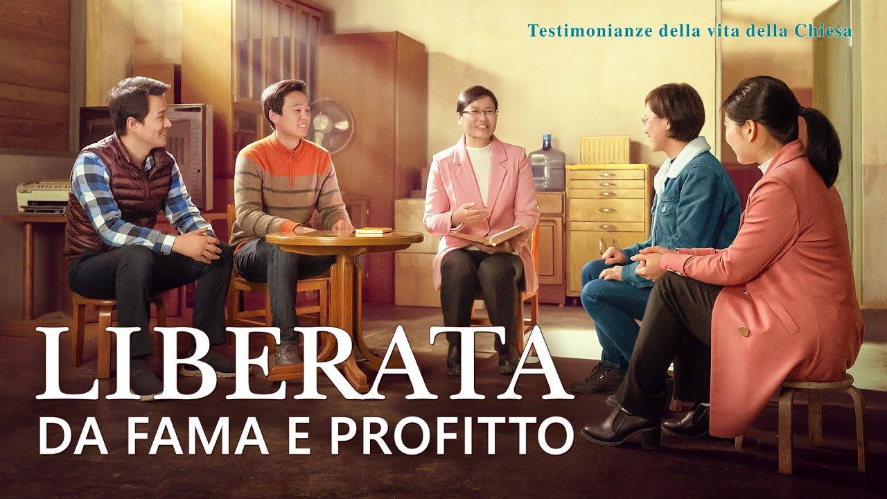 Testimonianze della vita della Chiesa - Liberata da fama e profitto