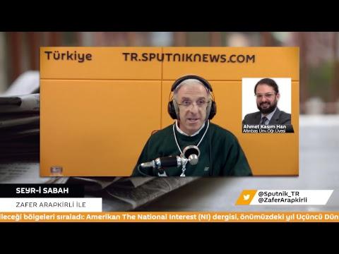 Prof. Dr. Han: Türkiye'nin nasıl davranacağı ABD tarafından not edilecek