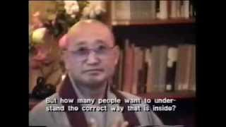 zen master seung sahn wake up part 1 of 6