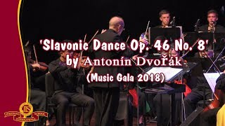'Slavonic Dance Op. 46 No. 8 by Antonín Dvořák' (Cover) - Jerudong International School (JIS Brunei)