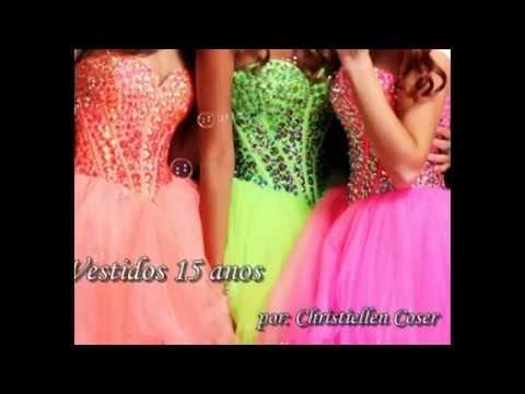 44ca32fe1 Vestidos de 15 anos 2 em 1 By: Letícia Oliveira - YouTube