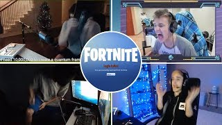 Fortnite Rage Compilation (Funny Fails & Best Moments)