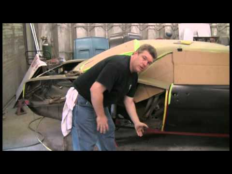 Episode 41 Part 1 Of 3 How To Install A Quarter Panel Skin